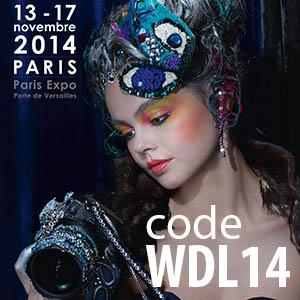 Vos entrées gratuites pour le Salon de la Photo 2014 par WoodyLo.fr !